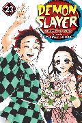 Cover-Bild zu Koyoharu Gotouge: Demon Slayer: Kimetsu no Yaiba, Vol. 23