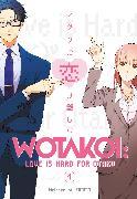 Cover-Bild zu Fujita: Wotakoi: Love is Hard for Otaku 1