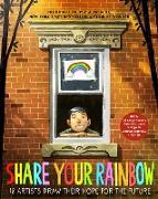Cover-Bild zu Palacio, R. J.: Share Your Rainbow