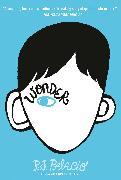 Cover-Bild zu Palacio, R. J.: Wonder
