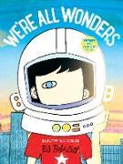 Cover-Bild zu Palacio, R. J.: We're All Wonders