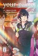 Cover-Bild zu Shinkai, Makoto: your name. 02