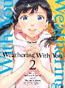 Cover-Bild zu Shinkai, Makoto: WEATHERING WITH YOU, volume 2