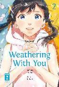 Cover-Bild zu Shinkai, Makoto: Weathering With You 02
