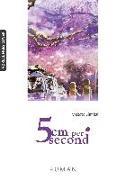 Cover-Bild zu Shinkai, Makoto: 5 Centimeters per Second - Roman