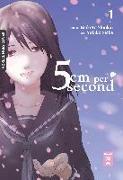 Cover-Bild zu Shinkai, Makoto: 5 Centimeters per Second 01