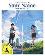Cover-Bild zu Shinkai, Makoto (Prod.): Your Name. - Gestern, heute und für immer (Limited Collector's White Edition)