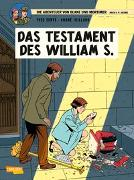 Cover-Bild zu Sente, Yves: Blake und Mortimer 21: Das Testament des William S