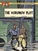 Cover-Bild zu Sente, Yves: Blake & Mortimer 8 - The Voronov Plot