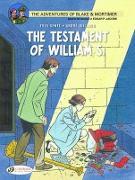 Cover-Bild zu Sente, Yves: Blake & Mortimer 24 - The Testament of William S.
