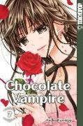 Cover-Bild zu Kumagai, Kyoko: Chocolate Vampire 07
