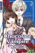 Cover-Bild zu Tsuzuki, Nao: Chocolate Vampire - Light Novel