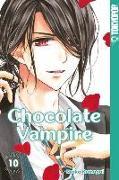 Cover-Bild zu Kumagai, Kyoko: Chocolate Vampire 10