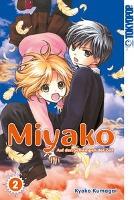 Cover-Bild zu Kumagai, Kyoko: Miyako - Auf den Schwingen der Zeit 02
