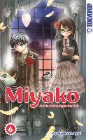 Cover-Bild zu Kumagai, Kyoko: Miyako - Auf den Schwingen der Zeit 06