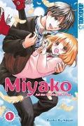 Cover-Bild zu Kumagai, Kyoko: Miyako - Auf den Schwingen der Zeit 01