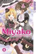 Cover-Bild zu Kumagai, Kyoko: Miyako - Auf den Schwingen der Zeit 08