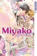 Cover-Bild zu Kumagai, Kyoko: Miyako - Auf den Schwingen der Zeit 10