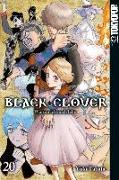 Cover-Bild zu Tabata, Yuki: Black Clover 20