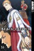 Cover-Bild zu Tabata, Yuki: Black Clover 16