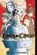 Cover-Bild zu Tabata, Yuki: Black Clover, Vol. 17