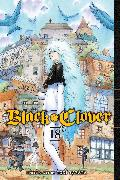 Cover-Bild zu Tabata, Yuki: Black Clover, Vol. 18