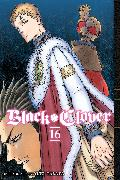 Cover-Bild zu Tabata, Yuki: Black Clover, Vol. 16