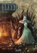 Cover-Bild zu Istin, Jean-Luc: Elfen 16. Rot wie die Lava