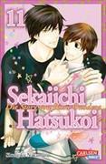 Cover-Bild zu Nakamura, Shungiku: Sekaiichi Hatsukoi 11