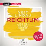 Cover-Bild zu Lindau, Veit: Coach to go Reichtum