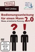 Cover-Bild zu Lindau, Veit: Bedienungsanleitung für einen Mann 2.0