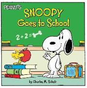 Cover-Bild zu Schulz, Charles M.: Snoopy Goes to School