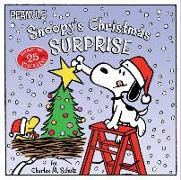 Cover-Bild zu Schulz, Charles M.: Snoopy's Christmas Surprise