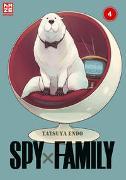 Cover-Bild zu Endo, Tatsuya: Spy x Family - Band 4