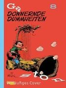 Cover-Bild zu Franquin, André: Gaston Neuedition 8: Donnernde Dummheiten