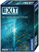 Cover-Bild zu EXIT - Der versunkene Schatz