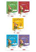 Cover-Bild zu Einsterns Schwester, Sprache und Lesen - Ausgabe 2015, 3. Schuljahr, Themenhefte 1-4 und Projektheft mit Schuber, Verbrauchsmaterial