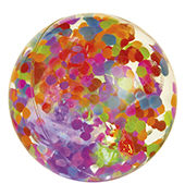 Cover-Bild zu Leuchtender Konfetti-Flummi