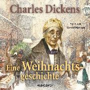 Cover-Bild zu Eine Weihnachtsgeschichte (ungekürzt) (Audio Download) von Dickens, Charles