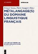 Cover-Bild zu Métalangage(s) du domaine linguistique français (eBook)