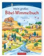 Cover-Bild zu Mein grosses Bibel-Wimmelbuch von Schneider, Antonie