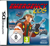 Cover-Bild zu Emergency Kids