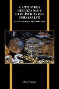 Cover-Bild zu Cantidades hechizadas y silogísticas del sobresalto (eBook)