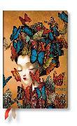 Cover-Bild zu 2022 Madame Butterfly Mini 12M. Horizontal