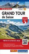 Cover-Bild zu Grand Tour de Suisse Touring Guide Französisch