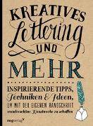 Cover-Bild zu Kreatives Lettering und mehr