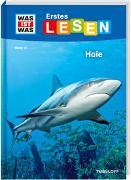 Cover-Bild zu WAS IST WAS Erstes Lesen Band 16. Haie