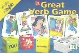 Cover-Bild zu English: The Great Verb Game - ELI Board Games