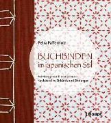 Cover-Bild zu Buchbinden im japanischen Stil von Paffenholz, Petra