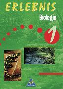 Cover-Bild zu Erlebnis Biologie 1. Ausgabe 1999. Schülerband von Dobers, Joachim (Hrsg.)